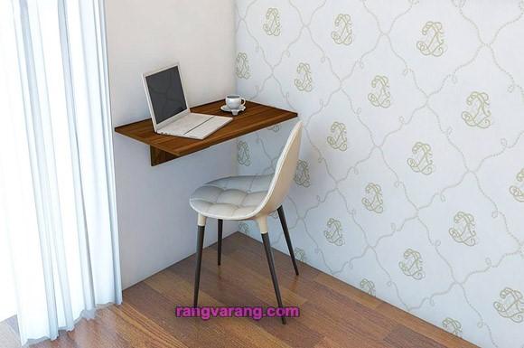 میز تحریر تاشو دیواری کاردینو مدل غزل