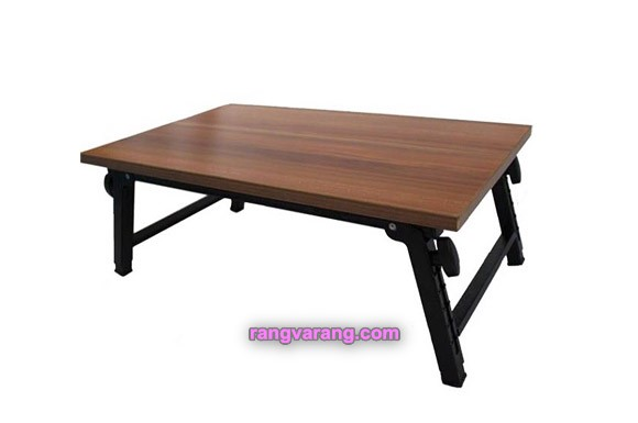 میز تحریر و لپ تاپ تاشو سایز بزرگ مدل G0025