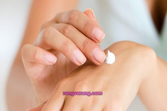 کرم مرطوب کننده دست و صورت