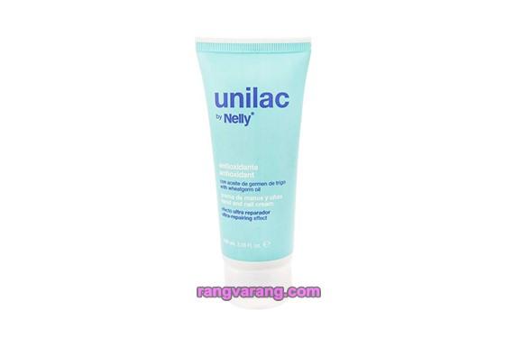 کرم مرطوب کننده دست و ناخن نلی مدل Unilac