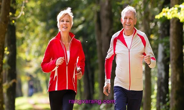 تقویت سیستم ایمنی با فعالیت بدنی