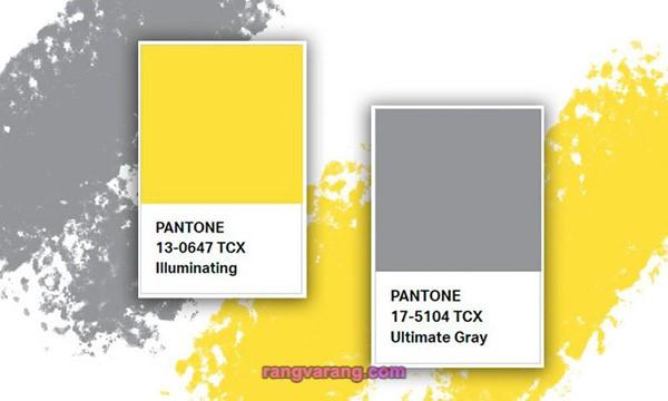 رنگ سال 2021 و رنگ سال 1400