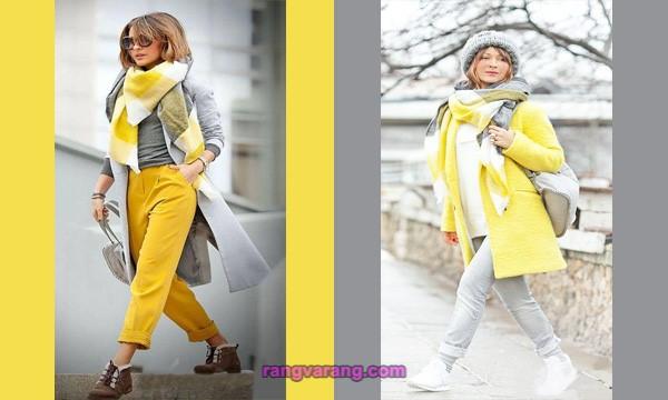 مد لباس و رنگ سال 2021
