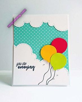 کارت دست ساز تولد خاص